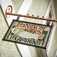 Pension Cortes, ubytování Český Krumlov
